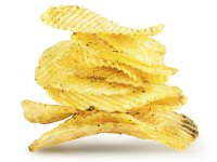 Buriy: potato chips